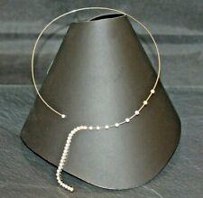 Kette Reif Halskette Collier  750er Gold & Platin Variabel Brillanten (6021416)