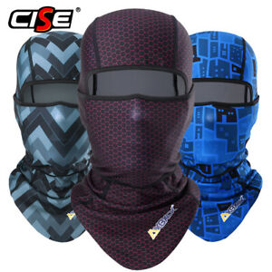 US Winter Thermal Balaclava Windproof Ski Face Mask Neck Warmer Hood Hat Helmet