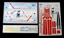 "1/48 US Navy F-18 "" USNTPS F-18B"" model decal #48.46 by Leading Edge Models"