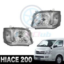 For Toyota Hiace 200 Commuter Van 2011-2014 Pair Projector Headlights Lamp Assy
