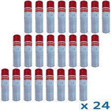 24 BOMBE DEGRAISSANT NETTOYANT FREIN ULTRA PUISSANT 500ML JANTE MOTEUR CARDAN