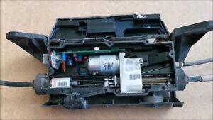 Renault Scenic parking brake electronic *Repair Service* handbrake actuator epb
