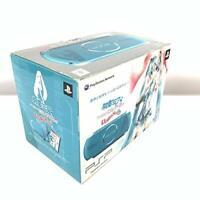 Miku Hatsune Project DIVA 2nd full pack Ippai Sega PlayStation PSP limited model
