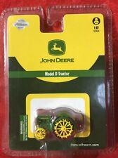 Athearn Precision Diecast  ~ John Deere Model D Tractor ~ HO 1:87 ~ NEW
