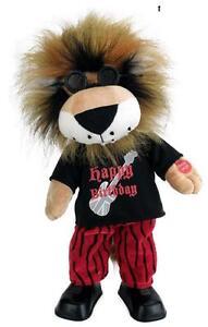 "CHANTILLY LANE BIRTHDAY LION sings ""HAPPY BIRTHDAY'' he dances as he sings."
