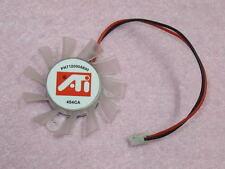 40mm ATI NVIDIA VGA Video Card Cooler Fan Replacement 27mm x 27mm x 27mm 2Pin