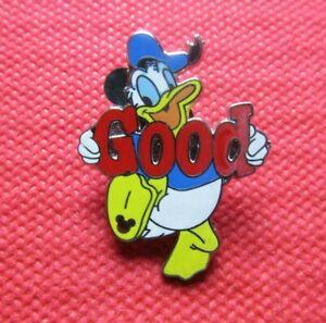 Disney Trading Pin Donald Duck Good Hidden Mickey 1 of 5