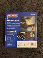 Faithfull Qualiy Tools Rechargeable Led Work Light 20 Watt