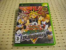 Yu-Gi-Oh la cuna del destino para Xbox * embalaje original *
