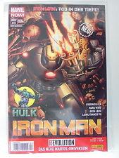 1x Comic - Iron Man/Hulk Nr. 4 - Marvel Now! - Panini - Zustand 1