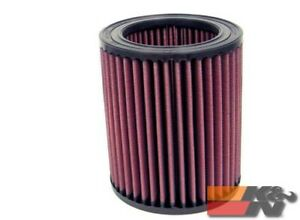 K&N Replacement Air Filter For PEUGEOT 504 L4-2.0L 1971-78 E-2360