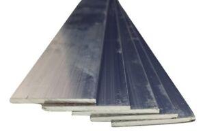 Alu Flachmaterial Aluminium Flach Flachstange Aluprofil Flacheisen