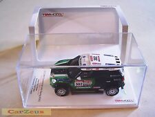1:43 True Scale TSM, Mini Countryman All4 Racing, #302 Dakar Rally Winner!