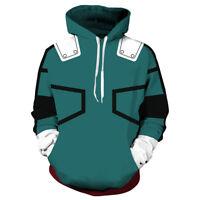 4fd2b53ee240b My Boku No Hero Academia Costume Midoriya Izuku Battle Cosplay Jacket Hoodie
