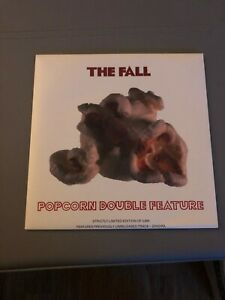 "THE FALL - POPCORN DOUBLE FEATURE LTD ED 7"" NEAR MINT PLAY TESTED SINR 5 1990"