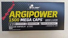 Olimp Argipower 1500 Mega Caps 120 Kapseln Stück 200 4g Arginin