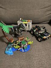 LEGO Jurassic World - Baryonyx Face-Off: The Treasure Hunt #75935 (2019)