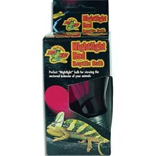 New listing zoo med nightlight red reptile bulb 100 watts