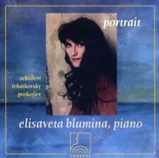 Elisaveta Blumina - Portrait  Schubert Tchaikovsky and Prokofiev [CD]
