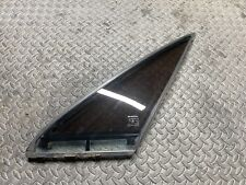 93-97 del Sol OEM driver left door sail panel triangle glass window 2227