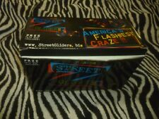 Street Gliderz Shoes Skates Light Up In Box - New