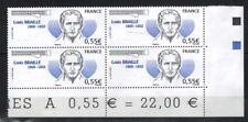 2009 - Bloc Timbres -  France Neuf**/- Louis Braille - Stamp - Yt.4324