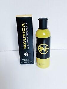 NAUTICA COMPETITION EAU DE TOILETTE SPRAY FOR MEN NIB