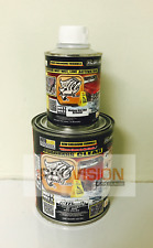 WET WET ALL KANDY HIGH SOLID CLEARCOAT (QUART KIT WITH 1/2 PINT ACTIVATOR)