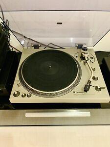 Technics SL 1300 - Argento