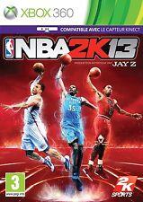 NBA 2K13               -----   pour X-BOX 360  -----