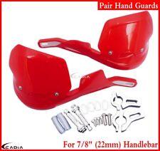 "7/8"" Brush Raptor Heightening Hand Guard For Honda XR CR CRF 250 350 400 600 650"