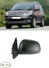 FOR CITROEN C-CROSSER 2007 - 2012 NEW WING MIRROR ELECTRIC 5PIN LEFT N/S LHD