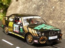 Fly BMW m3 e30 Trofeo en 1:32 également pour CARRERA EVOLUTION fyf10302