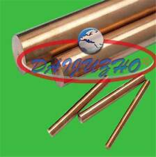 1pcs Cu Metal Rod Cylinder Diameter 8mm Length 200mm 99.9% Pure Copper