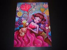 JEREMIAH KETNER Art 5X7 Postcard Dreaming Of A Better Tomorrow like poster print