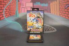 Sonic Spinball (Sega Mega Drive 1993) Sin instrucciones