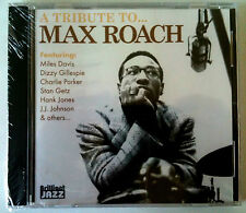 A TRIBUT TO....MAX ROACH - 16 TITRES - CD NEUF (A2)