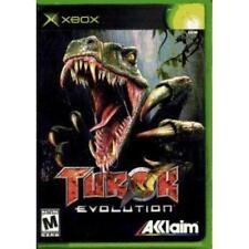 Xbox : Turok: Evolution VideoGames