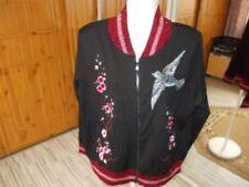 Papaya Bomber Casual Coats, Jackets & Waistcoats for Women
