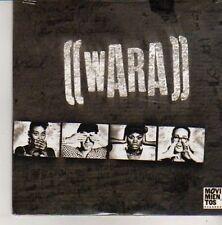 (CN563) Wara, Flesh And Bone - 2011 sealed DJ CD