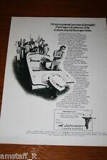 AN5=1972=JOHNSON BARCA MOTORI NAUTICA=PUBBLICITA'=ADVERTISING=WERBUNG=