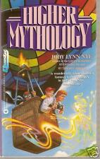 Higher Mythology by Jody Lynn Nye (1993)