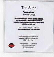 (CZ176) The Suns, Jessica - DJ CD