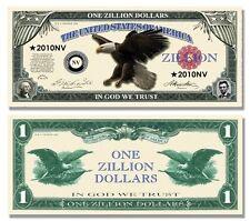 100 Factory Fresh Zillion Dollar Bills