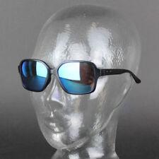 Lunettes de soleil boucliers noir pour femme 100% UV