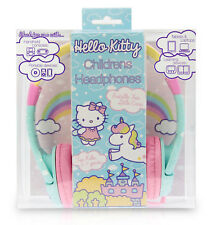 HELLO KITTY Unicorn Headphones For Children Aged 3-7 yrs (HK0568)