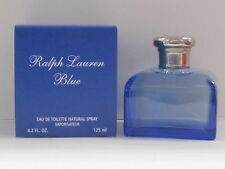 Ralph Lauren Blue For Women 4.2 oz Eau de Toilette Spray New In Box Sealed