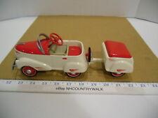 Limited Edition Hallmark Kiddie Car Classics Custom 1940 Roadster w/Trailer NIB