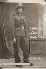 WW2 German Uniforms of the Waffen SS Vol. 2 Reference Book