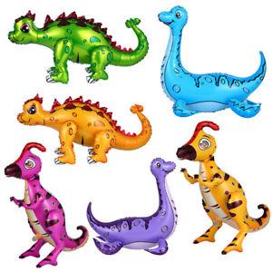 Cute Standing Dinosaur Balloon Birthday Decor Party Supplies Children Boys Toys